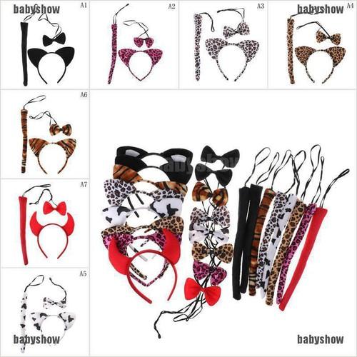 Set băng đô tai mèo đen nơ cài tóc hóa trang halloween - 19797199 , 24947172 , 15_24947172 , 14700 , Set-bang-do-tai-meo-den-no-cai-toc-hoa-trang-halloween-15_24947172 , sendo.vn , Set băng đô tai mèo đen nơ cài tóc hóa trang halloween
