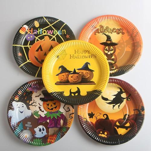 Bộ 10 khăn ăn dùng 1 lần cho tiệc halloween