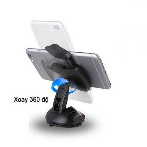 Giá đỡ điện thoại đa năng gấp gọn hình con chuột máy tính