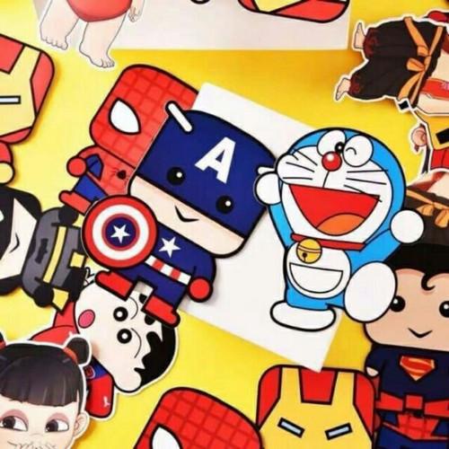 Set 10 bao lì xì hoạt hình siêu dễ thương