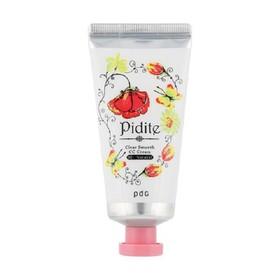 Kem trang điểm chống nắng Pidite CC Cream SPF35 - Kem CC cream Nhật bản - 4961989410456