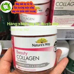 Hộp Kẹo Beauty Collagen Gummies  Nature's Way 40 viên