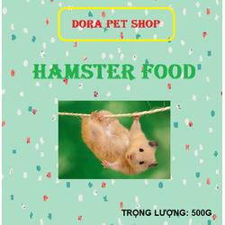 COMBO THỨC ĂN NGON CHO HAMSTER 01