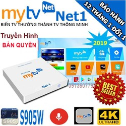 TV BOX MYTV NET 1G TRUYỀN HÌNH BẢN QUYỀN