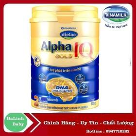 [Date 09-2021] Sữa Bột Dielac Alpha IQ Gold 2 900G - GOLD 2 900G