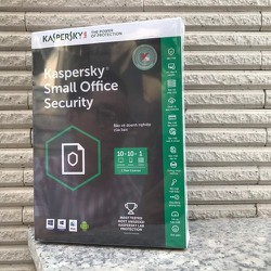 Mã Code Phần mềm KASPERSKY SMALL OFFICE SECURITY KSOS 10PC + 01FILE SERVER - KSOS10