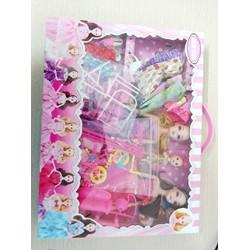 Bộ đồ chơi búp bê công chúa dễ thương