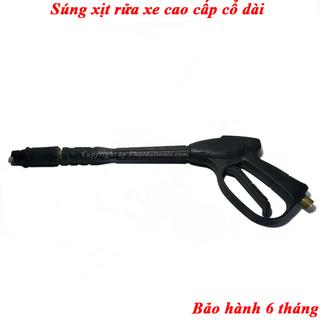 Súng rửa xe cao cấp cổ dài ren 21 - SRXD thumbnail