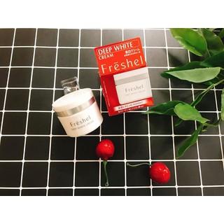 Kem đêm dưỡng ẩm làm sáng da Kanebo Freshel 35g - SP000007 thumbnail