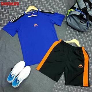 [MIỄN PHÍ SHIP20K KHI MUA 2SP] Bộ quần áo thể thao nam,bộ tập gym nam hot - SET SOC VAI thumbnail