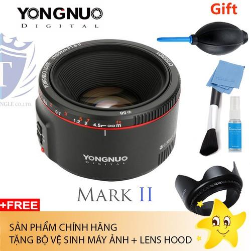 Ống kính yongnuo 50 f1 8 ii for canon chính hãng - 19809509 , 24963119 , 15_24963119 , 1549000 , Ong-kinh-yongnuo-50-f1-8-ii-for-canon-chinh-hang-15_24963119 , sendo.vn , Ống kính yongnuo 50 f1 8 ii for canon chính hãng