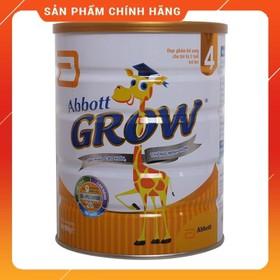 Sữa bột - Sữa bột Abbott Grow 4 900g Cho Bé Từ 2 Tuổi Trở Lên - Sữa bột
