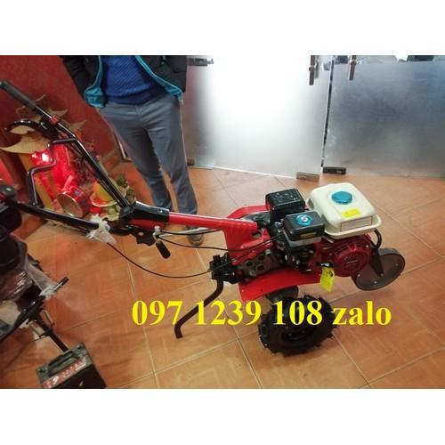Máy xới đất honda gx200, nhập khẩu thái lan