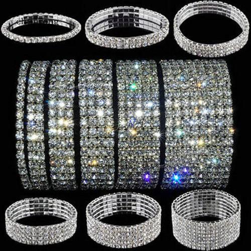 Vòng đeo tay nhiều lớp đính đá pha lê nhân tạo thời trang - 19850266 , 25013448 , 15_25013448 , 22440 , Vong-deo-tay-nhieu-lop-dinh-da-pha-le-nhan-tao-thoi-trang-15_25013448 , sendo.vn , Vòng đeo tay nhiều lớp đính đá pha lê nhân tạo thời trang
