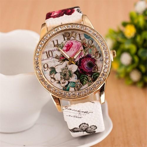 [Freeship từ 0h- 1h] đồng hồ thời trang nữ họa tiết hoa hồng phong cách châu âu cực đẹp dh93 - 19812842 , 24967327 , 15_24967327 , 100000 , Freeship-tu-0h-1h-dong-ho-thoi-trang-nu-hoa-tiet-hoa-hong-phong-cach-chau-au-cuc-dep-dh93-15_24967327 , sendo.vn , [Freeship từ 0h- 1h] đồng hồ thời trang nữ họa tiết hoa hồng phong cách châu âu cực đẹp dh