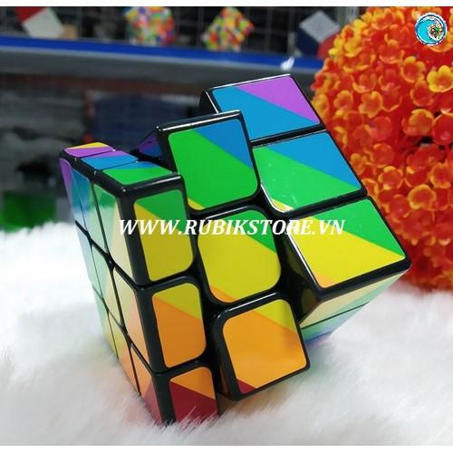 Đồ chơi rubik biến thể 3x3x3 rubik yj unequal 3x3 rainbow cube - sp000026 - 19811428 , 24965738 , 15_24965738 , 150000 , Do-choi-rubik-bien-the-3x3x3-rubik-yj-unequal-3x3-rainbow-cube-sp000026-15_24965738 , sendo.vn , Đồ chơi rubik biến thể 3x3x3 rubik yj unequal 3x3 rainbow cube - sp000026