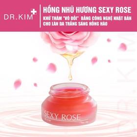 HỒNG NHŨ HƯƠNG SEXY ROSE SHIDO JAPAN - Làm hồng môi, nhũ hoa, vùng kín - HỒNG NHŨ HƯƠNG SEXY ROSE 1