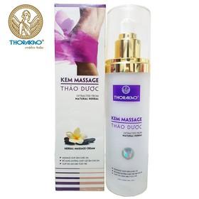 Kem Massage Thảo Dược Thorakao 120g - pzt47