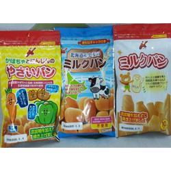 Bánh mì tươi Canet nhập Nhật cho bé ăn dặm - gói 45g
