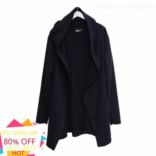 Cho kiểm tra hàng - áo khoác all black