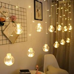 đèn led trang trí phòng khách