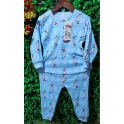 [Quần áo trẻ em] Hàng loại 1 - Bộ bozip cho bé gái