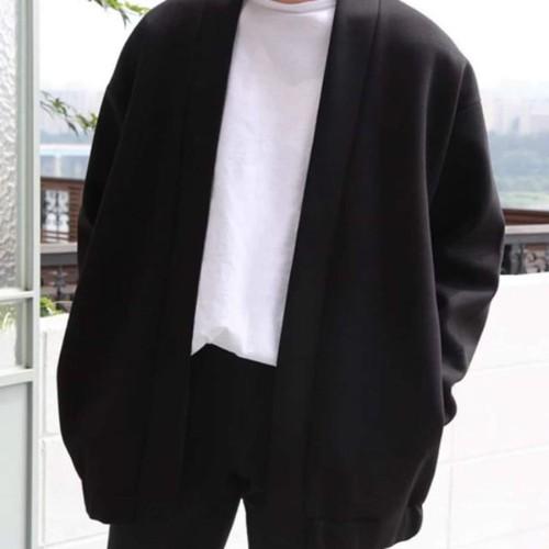 Bộ cardigan và áo phông