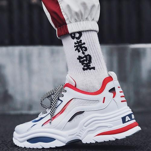 Giày sneaker giày  nam hàn quốc cao cấp 2020