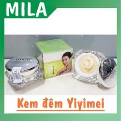 [SIÊU SALE] Kem đêm Yiyimei, mỹ phẩm nám, tàn nhang và dưỡng trắng da, kem nám, mỹ phẩm Yiyimei.
