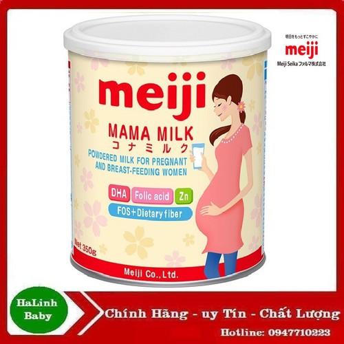 [Date 06-2021] sữa bột meiji mama - dành cho bà bầu nhập khẩu 350g