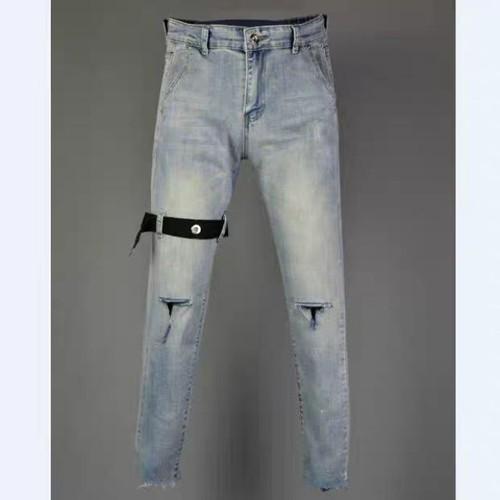 hàng cao cấpcho kiểm tra hàngquần jean rách quấn đai gối nam nữ