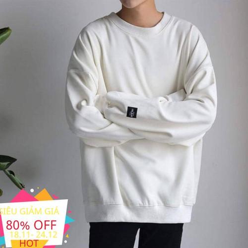 hàng cao cấpcho kiểm tra hàngnỉ da cá áo sweater logo