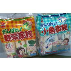 Bánh gạo tươi GANBARE nhập khẩu Nhật Bản - gói 51g