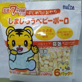 Bánh Men Bi Maeda nhập Nhật cho bé từ 7 tháng - BA008