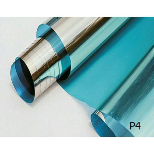 3 mét giấy dán kính phản quang xanh dương khổ rộng 1mét