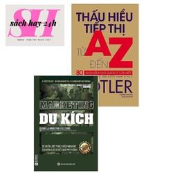 Combo Marketing Du Kích - 30 Chiến Lược Thực Chiến Mạnh Mẽ Tạo Động Lực Và Kết Quả Phi Thường, Thấu Hiểu Tiếp Thị Từ A Đến Z