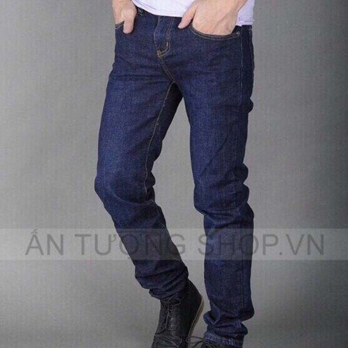 Quần jean nam đen
