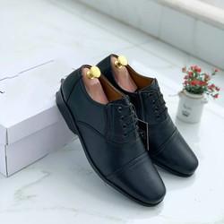 Giày tây nam kiểu giả dây size 39 đến 43 đế khâu
