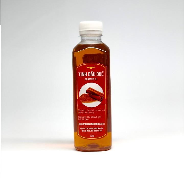 Tinh dầu Quế Nguyên Chất thơm phòng,lau dọn nhà cửa đón năm mới [ COMBO 2 chai 350ml] - da20