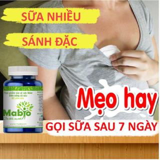 Mabio - viên uống lợi sữa - MBO11 thumbnail