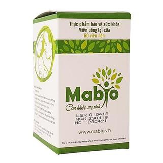 Viên uống lợi sữa Mabio - MBO01 thumbnail