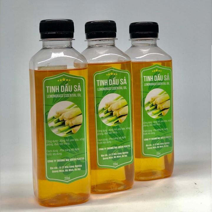 *Tẩy uế nhà cửa* ĐÓN NĂM MỚI bằngTinh dầu sả nguyên chất [COMBO 2 Chai] 350ml- da2020