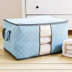 Combo 2 túi đựng chăn - Đựng đồ tiện lợi