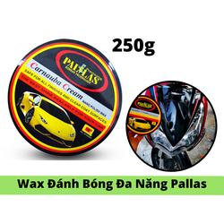 Kem Wax Đánh Bóng Sơn Xe Đa Năng Cana Pallas Carnauba Cream 250g