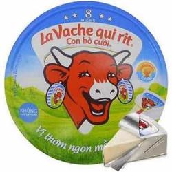 phô mai con bò cười 120g x 8 miếng