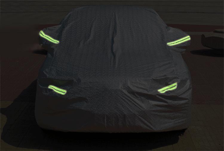 Bạt phủ ô tô 3 lớp chống xước, chống nắng, chống cháy cho ô tô Đồ ...