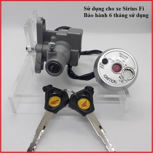 Ổ khóa chống trộm cho xe máy sirius fi dòng 2 cạnh thương hiệu se - 19891341 , 25062685 , 15_25062685 , 309000 , O-khoa-chong-trom-cho-xe-may-sirius-fi-dong-2-canh-thuong-hieu-se-15_25062685 , sendo.vn , Ổ khóa chống trộm cho xe máy sirius fi dòng 2 cạnh thương hiệu se