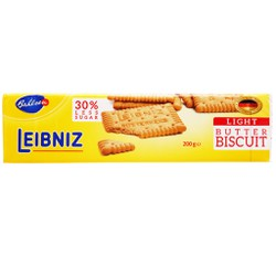 Bánh quy bơ ít đường Bahlsen Leibniz gói 200g