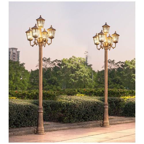 Đèn trụ sân vườn  - cung cấp tất cả các loại đèn theo yêu cầu