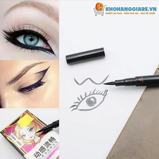 Bút kẻ mắt nước Bioaqua, bút kẻ mắt, chì kẻ mắt mèo - PVN2073 thumbnail